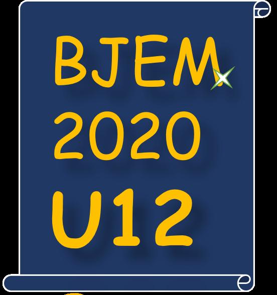 Bezirksjugend Einzelmeisterschaft 2020 U12