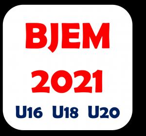 Bezirksjugend Einzelmeisterschaften 2021